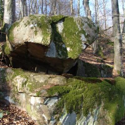 pierre levée