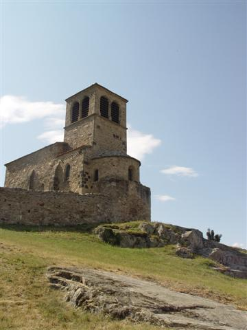 Chapelle Saint Vincent ( St Laurent d  Agny)