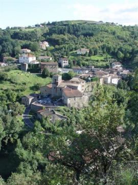 village de Chagnon (42)